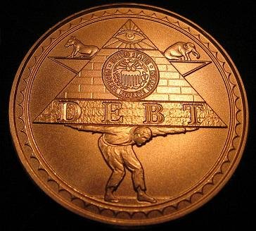 ātro kredītu parādu piramīdu
